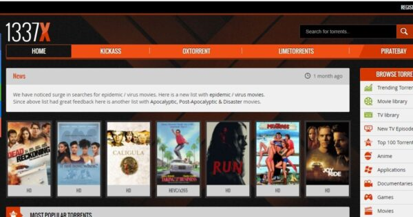 How To Download And Watch Movies From 1377X In 2021?
