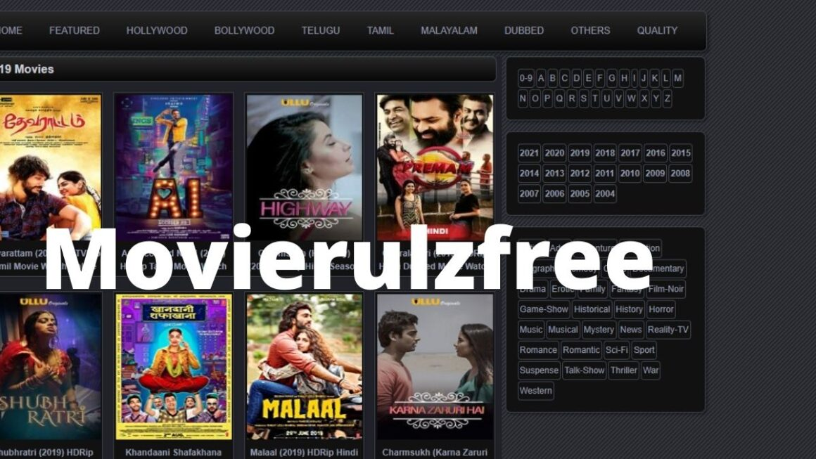 Movierulzfree: Download All The Latest Movies For FREE In 2021