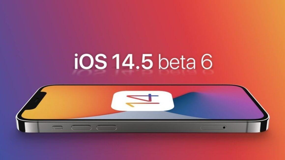 iOS 14.5 Beta6