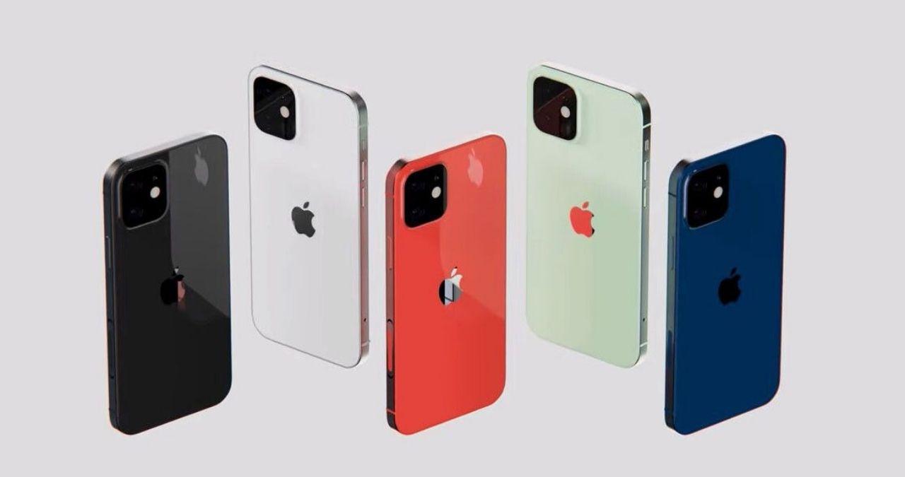 The iPhones 13