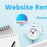 site renewal