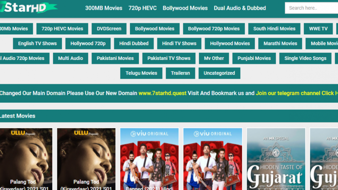 7StarHD: Download And Watch Movies Online on 7StarHD