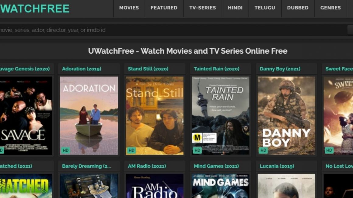 Uwatchfree – Download Free Bollywood Movies And Web Series Online